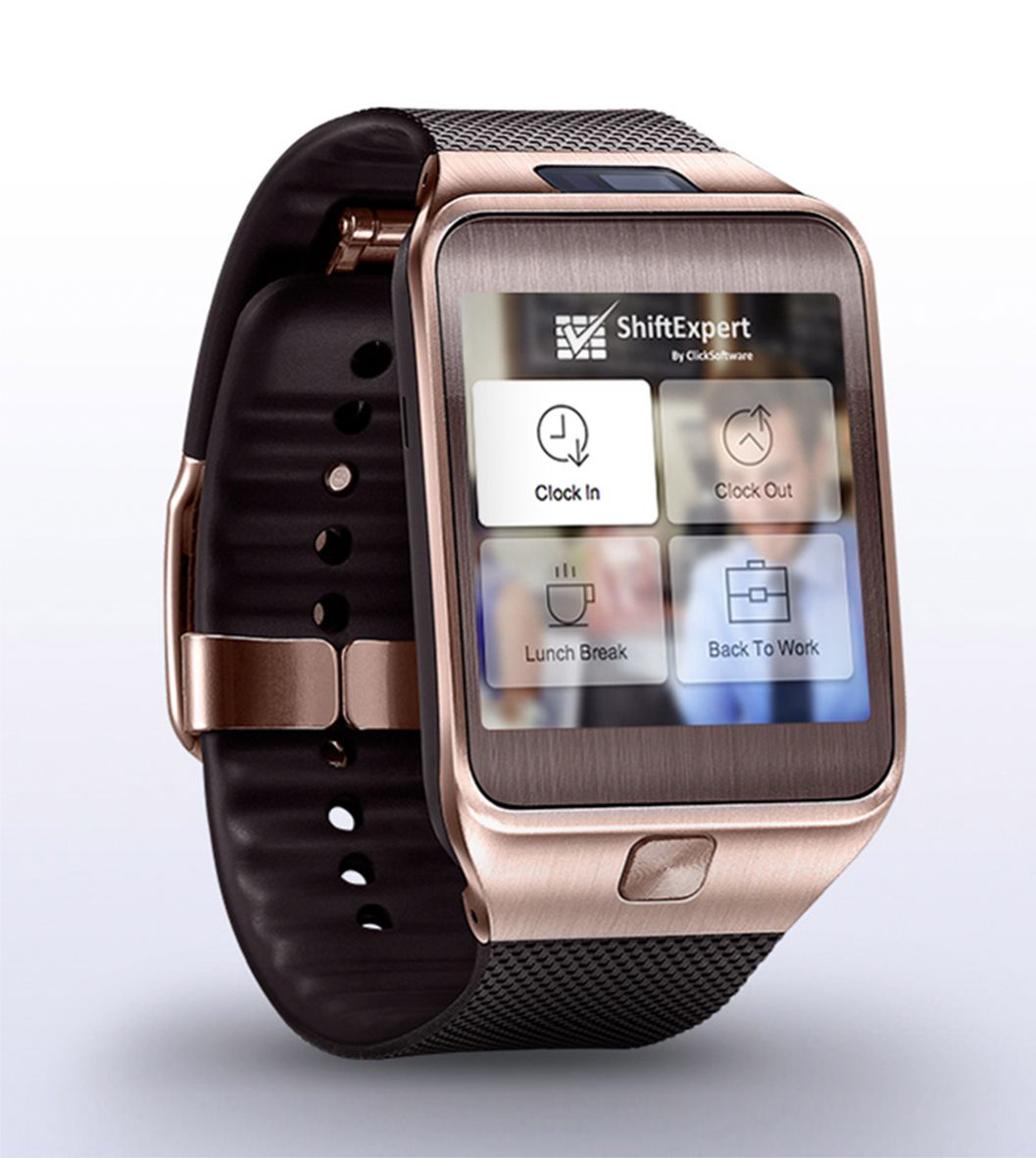 says enterprise wearable apps catching on