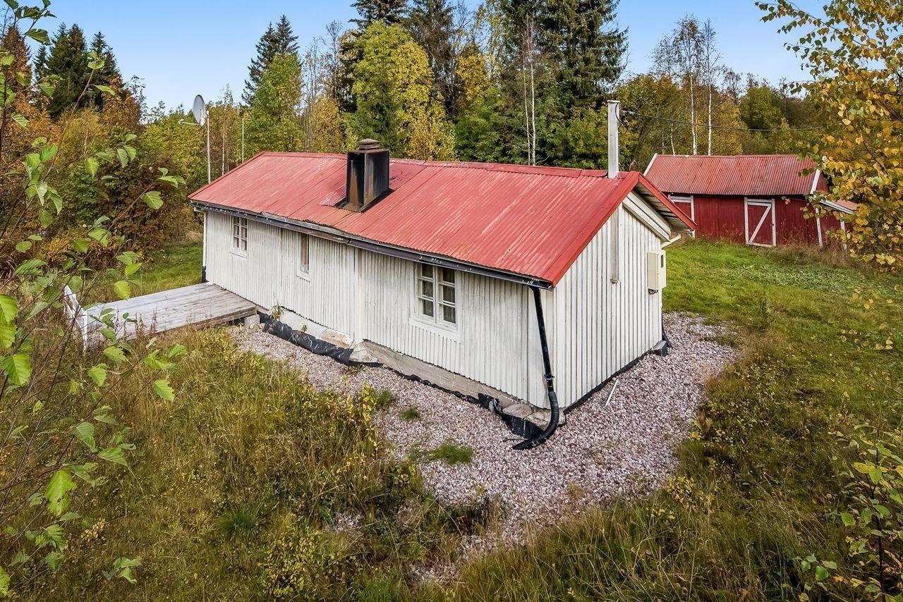 FINN – Småbruk/fritidsbolig nær Skramstadsætra og Digeråsen - behov for rehabilitering