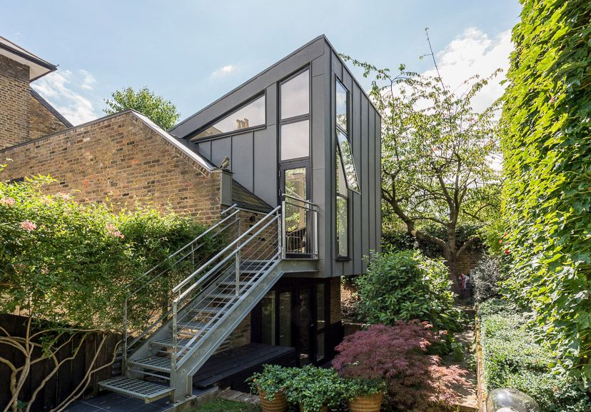 Wallend ospringe road london nw  the modern house estate agents architect designed property for sale in and uk also rh pinterest