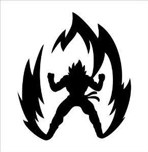 Dragonball Ball Silhouette Google Search Dessin Dbz Dessin Art Dessin