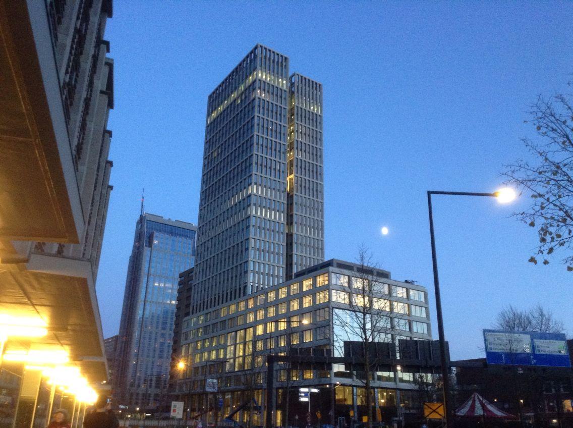 I am in Rotterdam