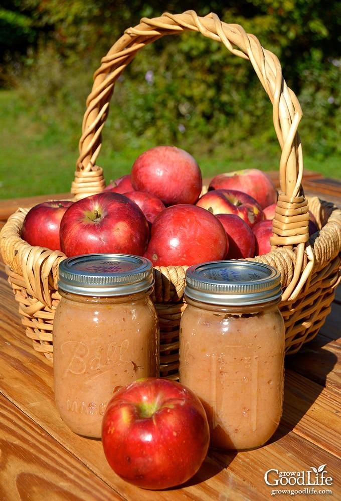 Homemade Applesauce for Canning Recipe Homemade