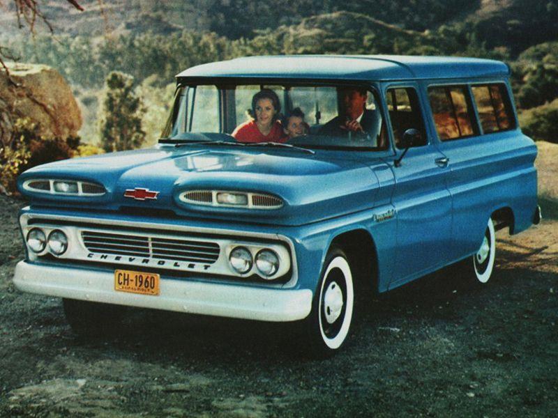 1960 Chevrolet Apache 10 Suburban Carryall C1406 Chevrolet Suburban Chevrolet Chevrolet Apache