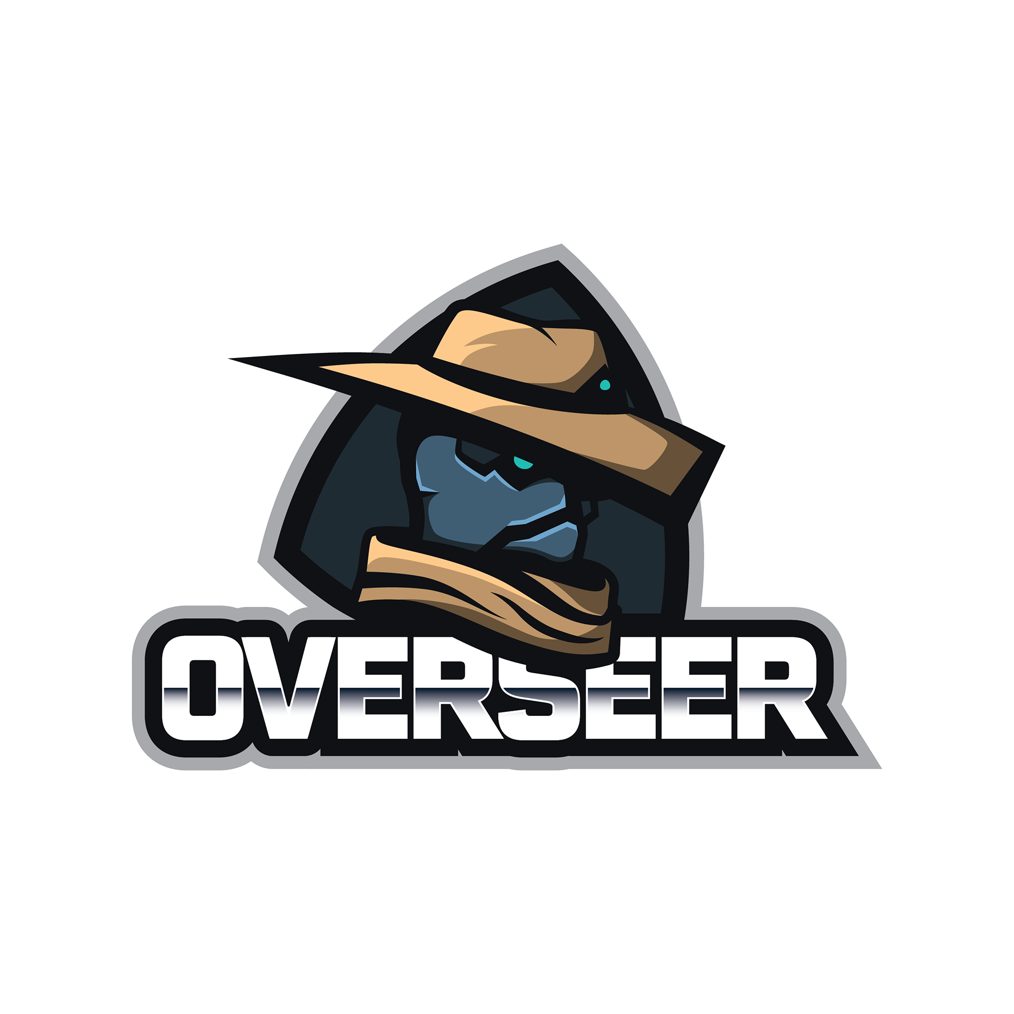 Valorant Mascot Logo Based Off A Charater Called Cypher Looking For Feedback In 2021 Mascot Logo Inspiration Logo Design