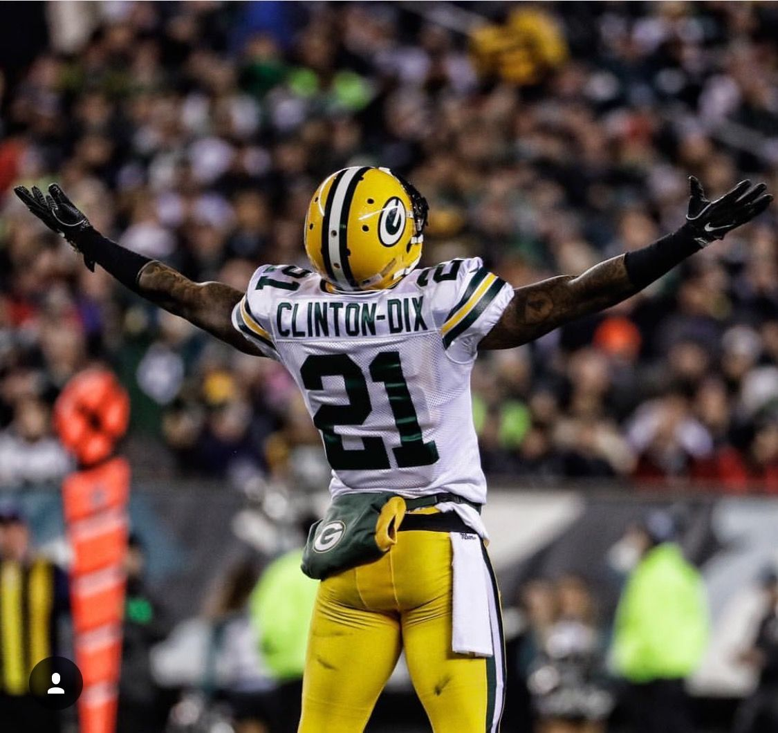 HA Ha Clinton-Dix. One of those young big time safeties