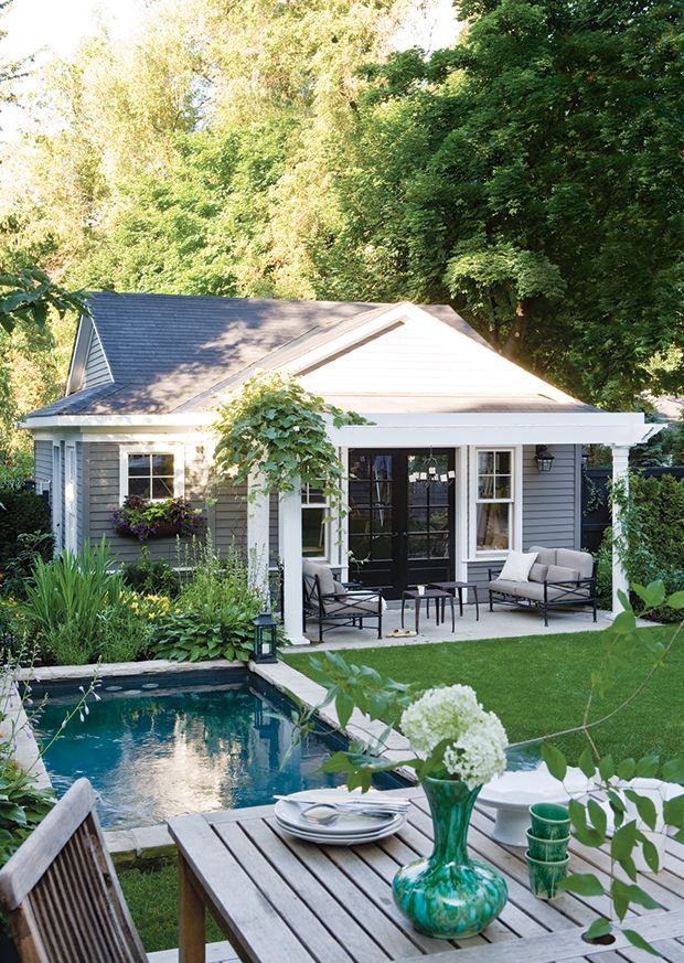 No Pool? Cool Down With 14 Backyard Water Feature