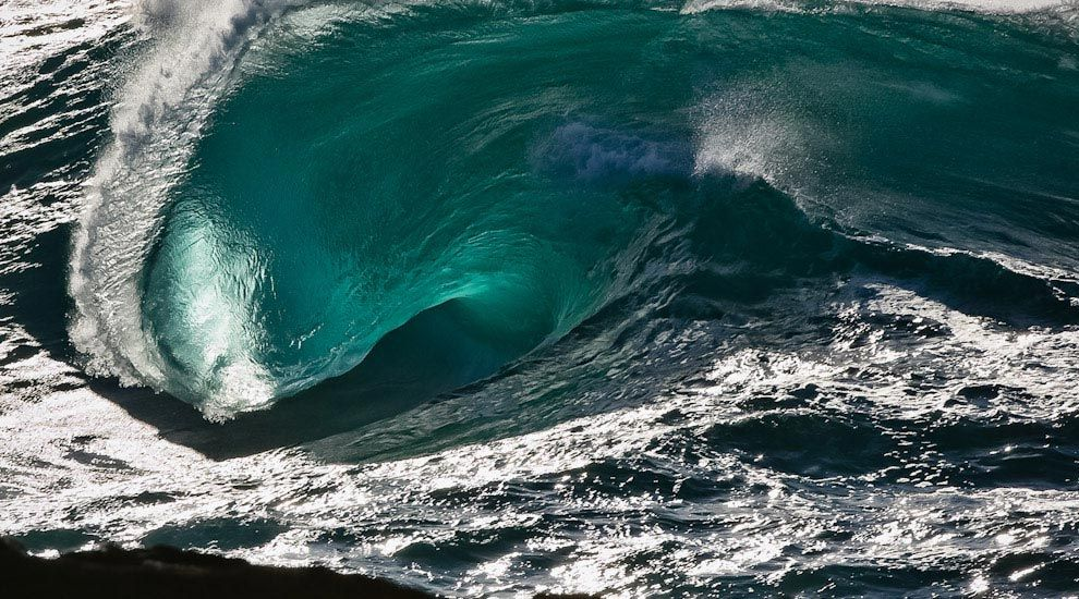PORTFOLIO SERIES: RAY COLLINS | Waves | Waves, Surf style