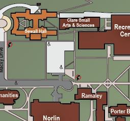 Colorado Boulder Campus Map.Campus Map University Of Colorado At Boulder College College