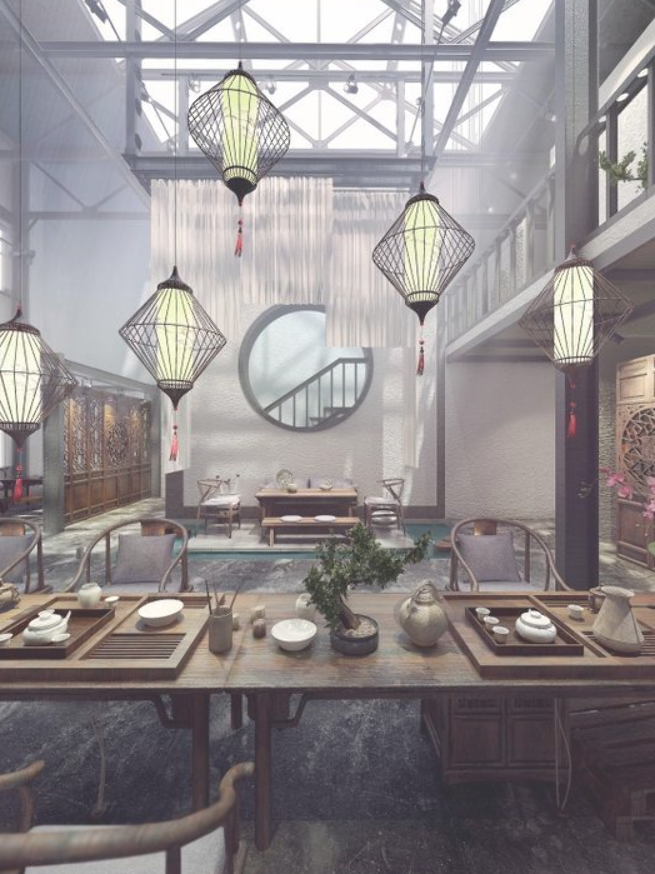 Chinese interior decor,Chinese modern decor,Chinese style