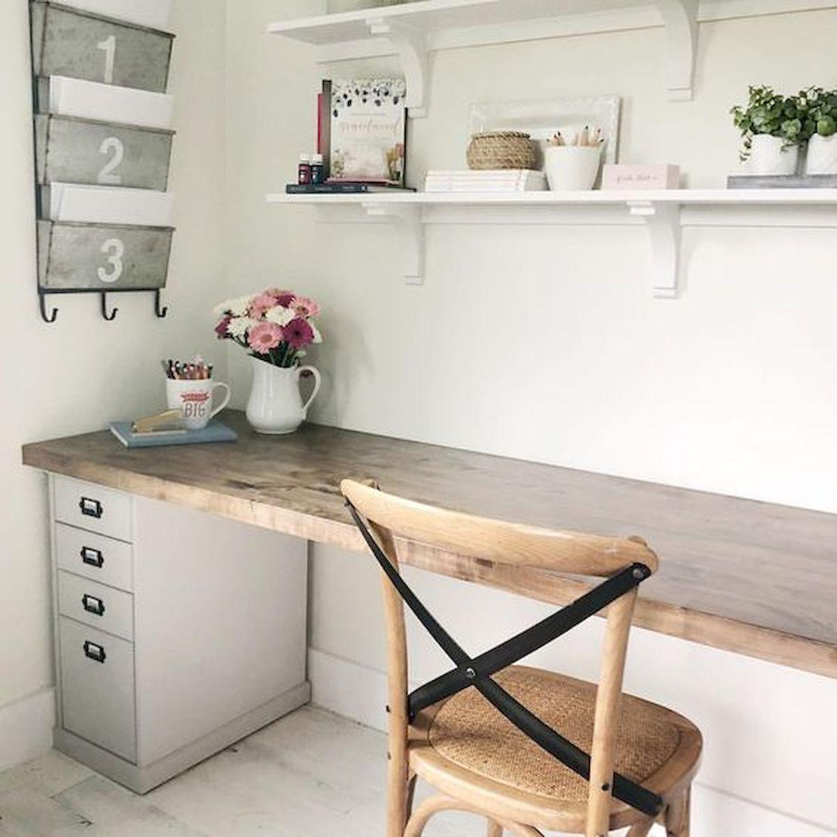 55 Incredible Diy Office Desk Design Ideas And Decor 11 Office Desk Designs Diy Office Desk Home Office Furniture