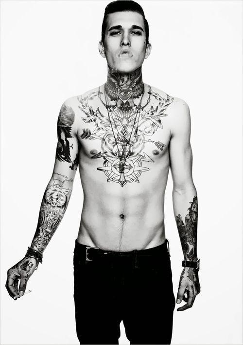 jimmy q- pro skateboarder, tattoo artist, model | james quaintance