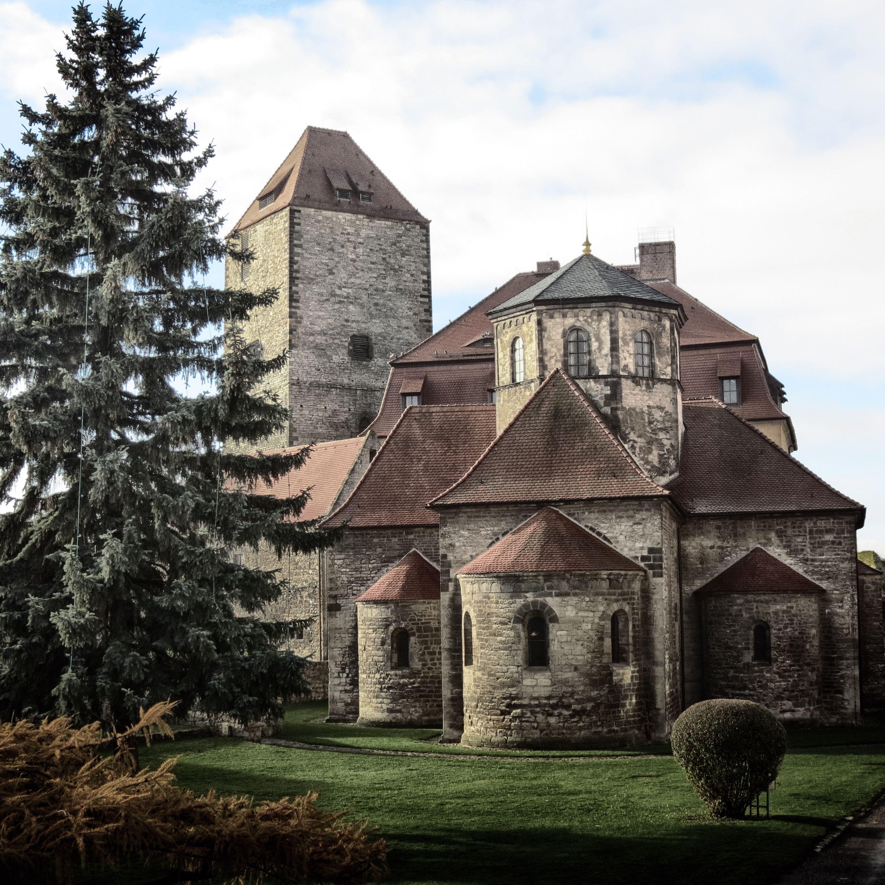 Querfurt Castle SaxonyAnhalt Germany Château fort