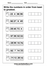 Pin By B Schroder On Math Place Value First Grade Math Worksheets First Grade Math 1st Grade Math