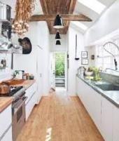 51 Ideas Galley Kitchen Remodel Floor Plans Cabinets #whitegalleykitchens 51 Ideas Galley Kitchen Remodel Floor Plans Cabinets #kitchen #remodel #ikeagalleykitchen