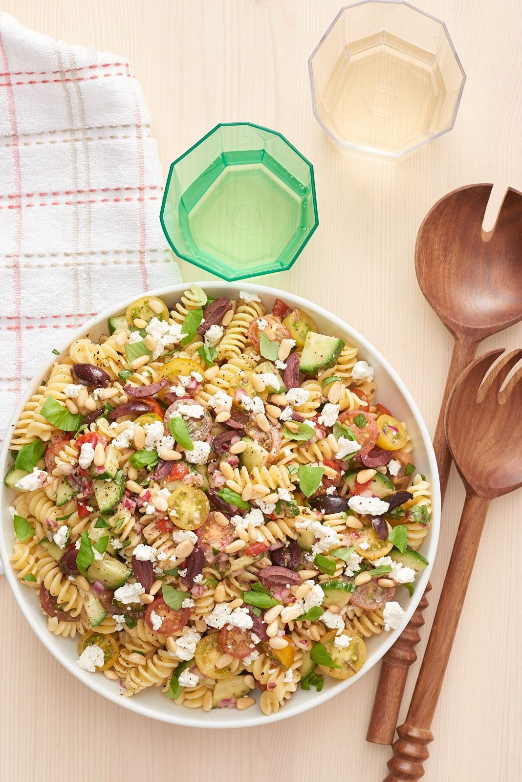 How To Make The Best Pasta Salad Without Mayo Rezept Summer Of