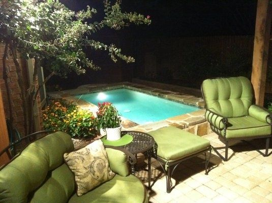 pools for small backyards | small wading pool..perfect ...