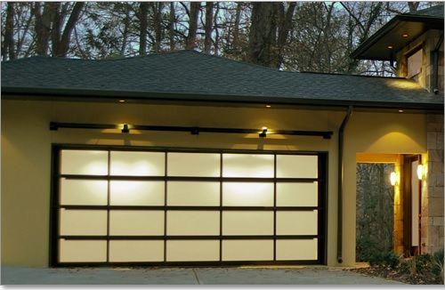 Avante Garage Door Window By Clopay Door Garage Door Windows