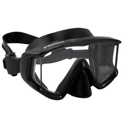 NEW Panoramic Tri-View Mask Scuba Dive Snorkeling Gear - http://scuba.megainfohouse.com/new-panoramic-tri-view-mask-scuba-dive-snorkeling-gear/