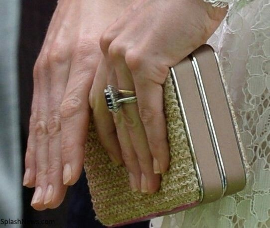 Kate Middletons wedding rings duchess catherine Pinterest