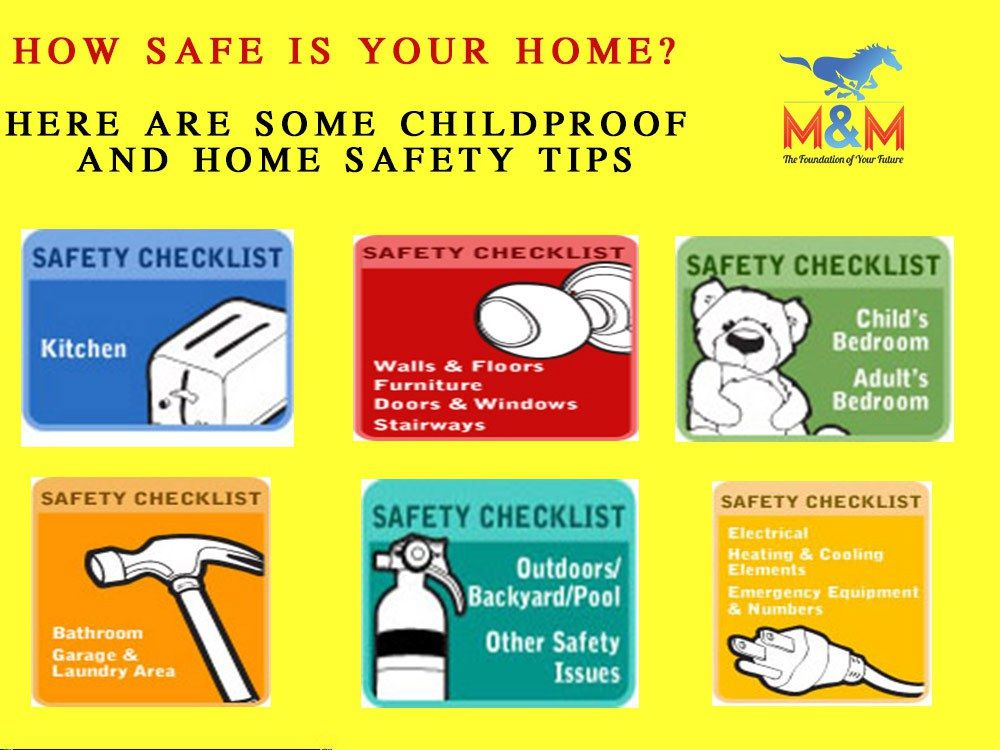 Home Safety Tips Google Search