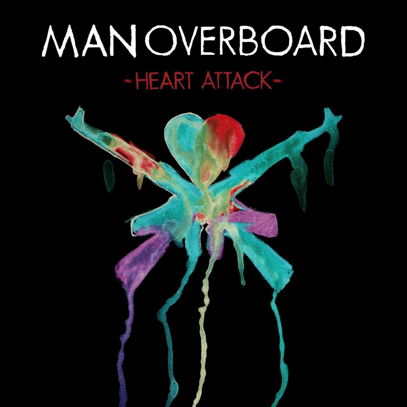 Heart Attack by Man Overboard (With images) | News songs ...