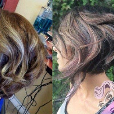 20 Cool Balayage Hairstyles For Short Hair Hair Color Ideas 2016 2017 Balayage Hair Hair Color Balayage Short Hair Styles
