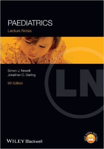 Lecture Notes Paediatrics 9th Edition With Images Lectures