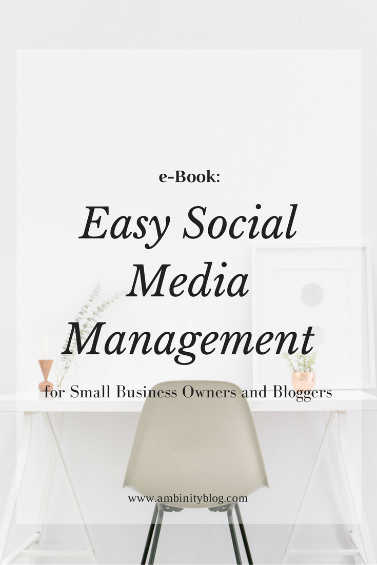 Easy social media management for small business owners and bloggers ebook easy social media management for small business owners and bloggers use coupon code fandeluxe Image collections