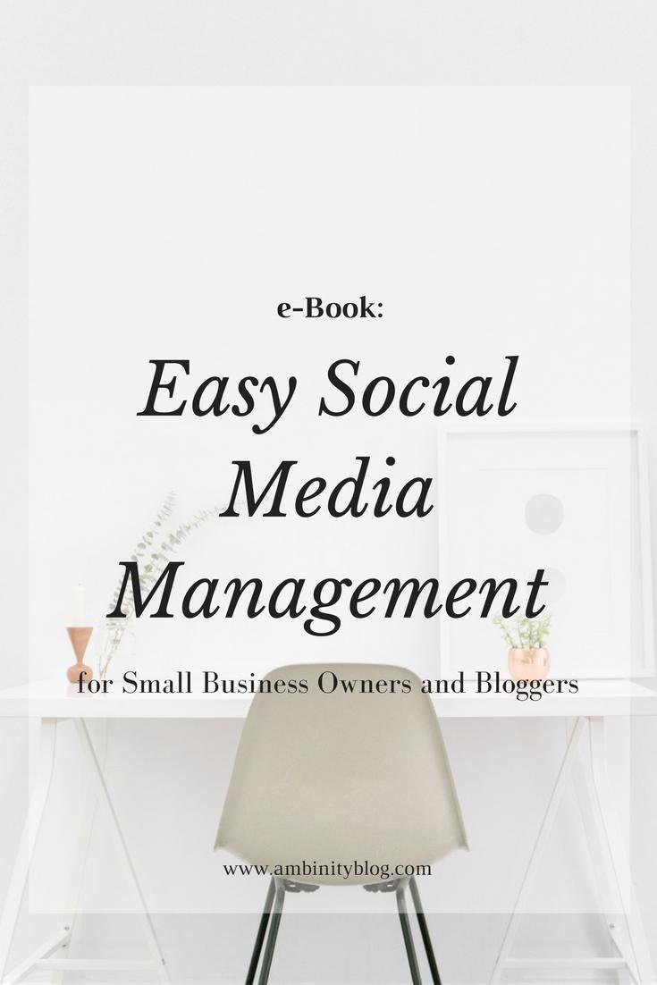 Easy social media management for small business owners and easy social media management for small business owners and bloggers fandeluxe Gallery