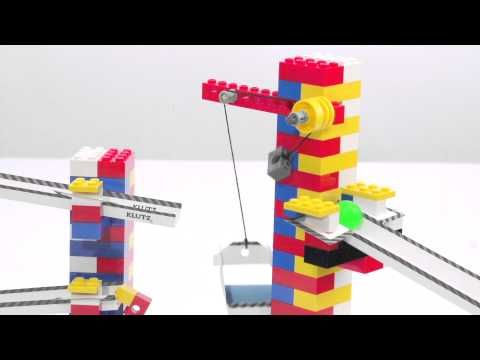 Make Amazing Moving Machines LEGO Chain Reactions