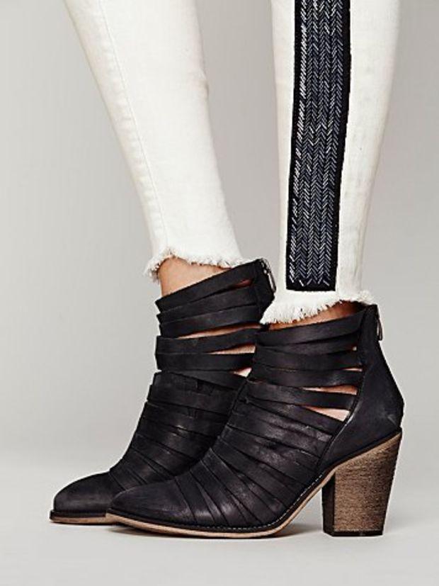 Womens Hybrid Heel Boot