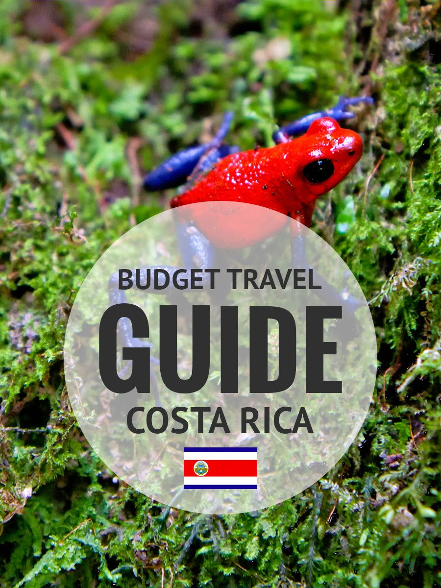 Costa rica travel budget how much does it cost costa