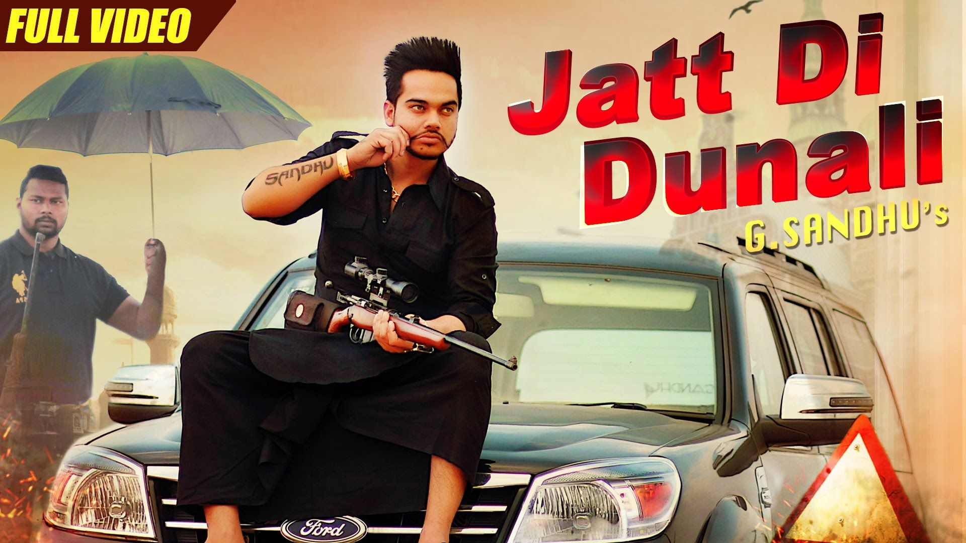 Jatt di dunali g sandhu latest punjabi songs 2016