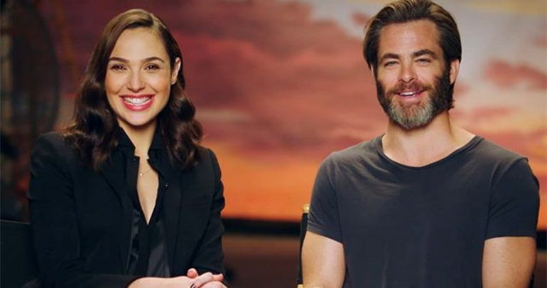 Image result for gal gadot smile interview