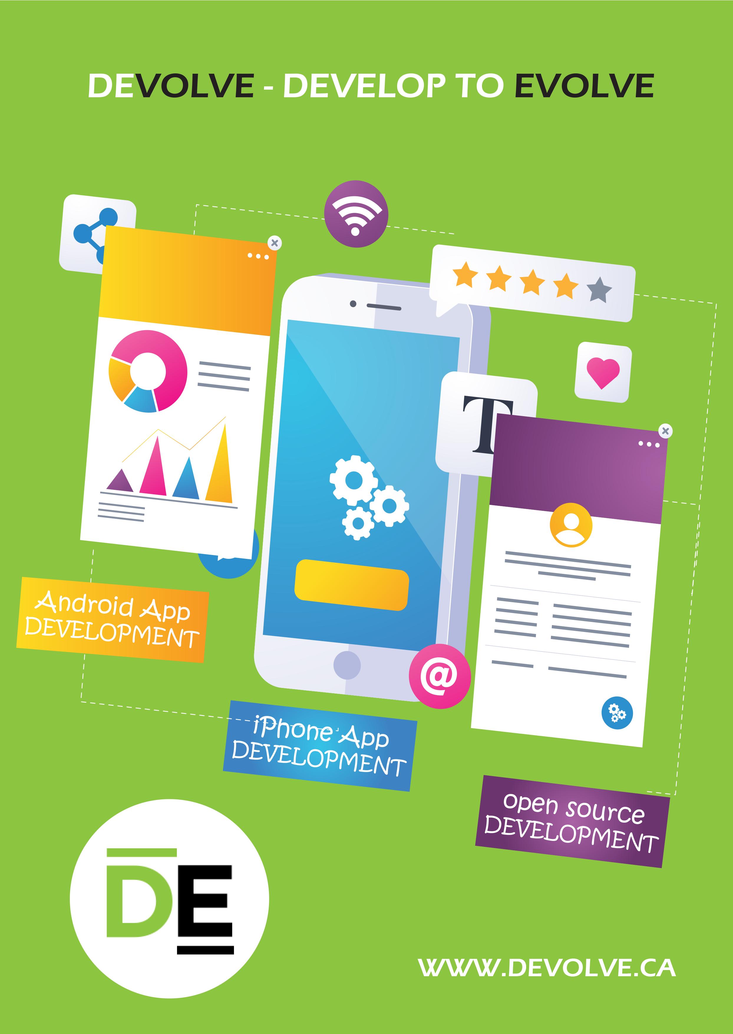 Devolve is Calgary's pioneer mobile app development