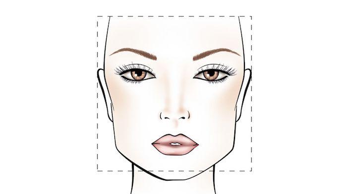 1001 Ideen Zum Thema Welcher Haarschnitt Passt Zu Mir Frisur Gesichtsform Haarfrisuren Eckiges Gesicht
