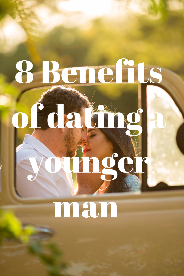dating a younger man benefits