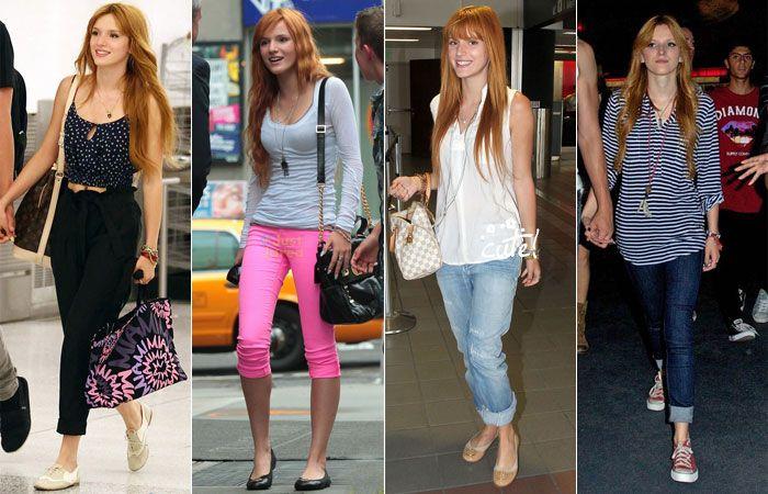 Estilo Bella Thorne Bella Thorne Fashion Outfit Goals