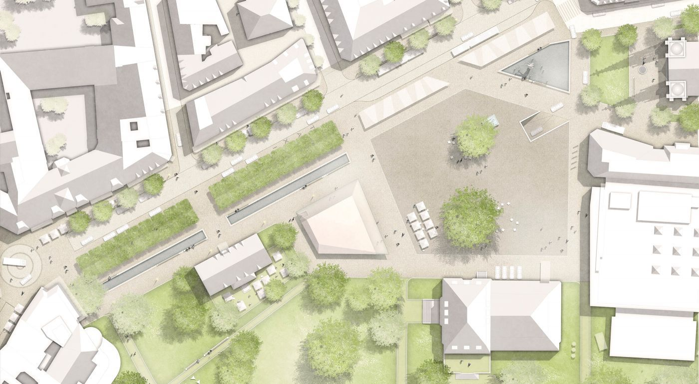 kraft raum 2013 augustaplatz baden baden de kraft site plan pinterest. Black Bedroom Furniture Sets. Home Design Ideas