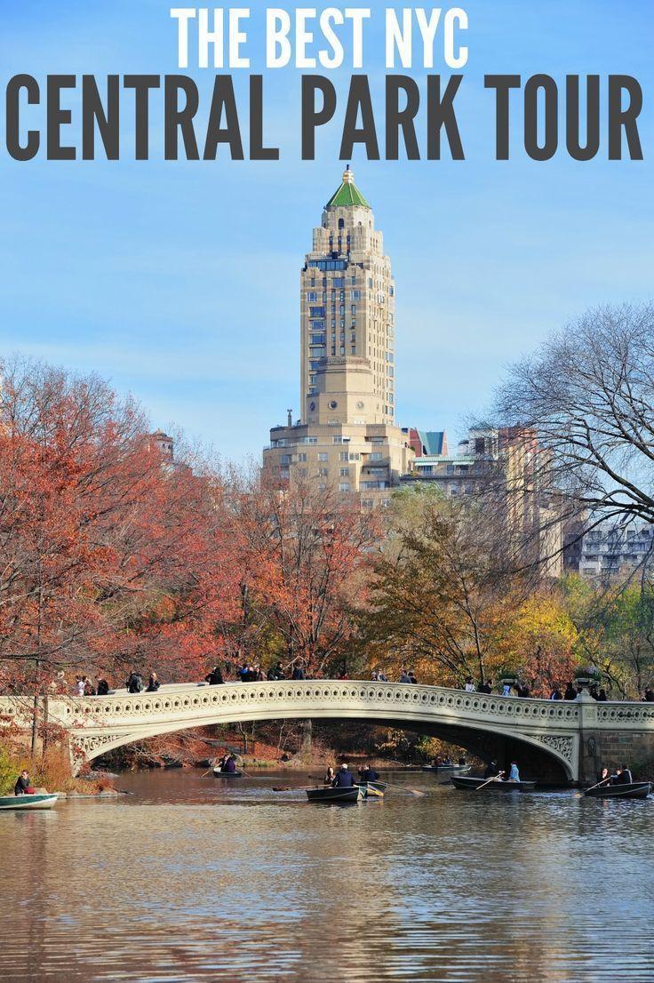 Central Park Tour: Tour The Famous New York City Park On A