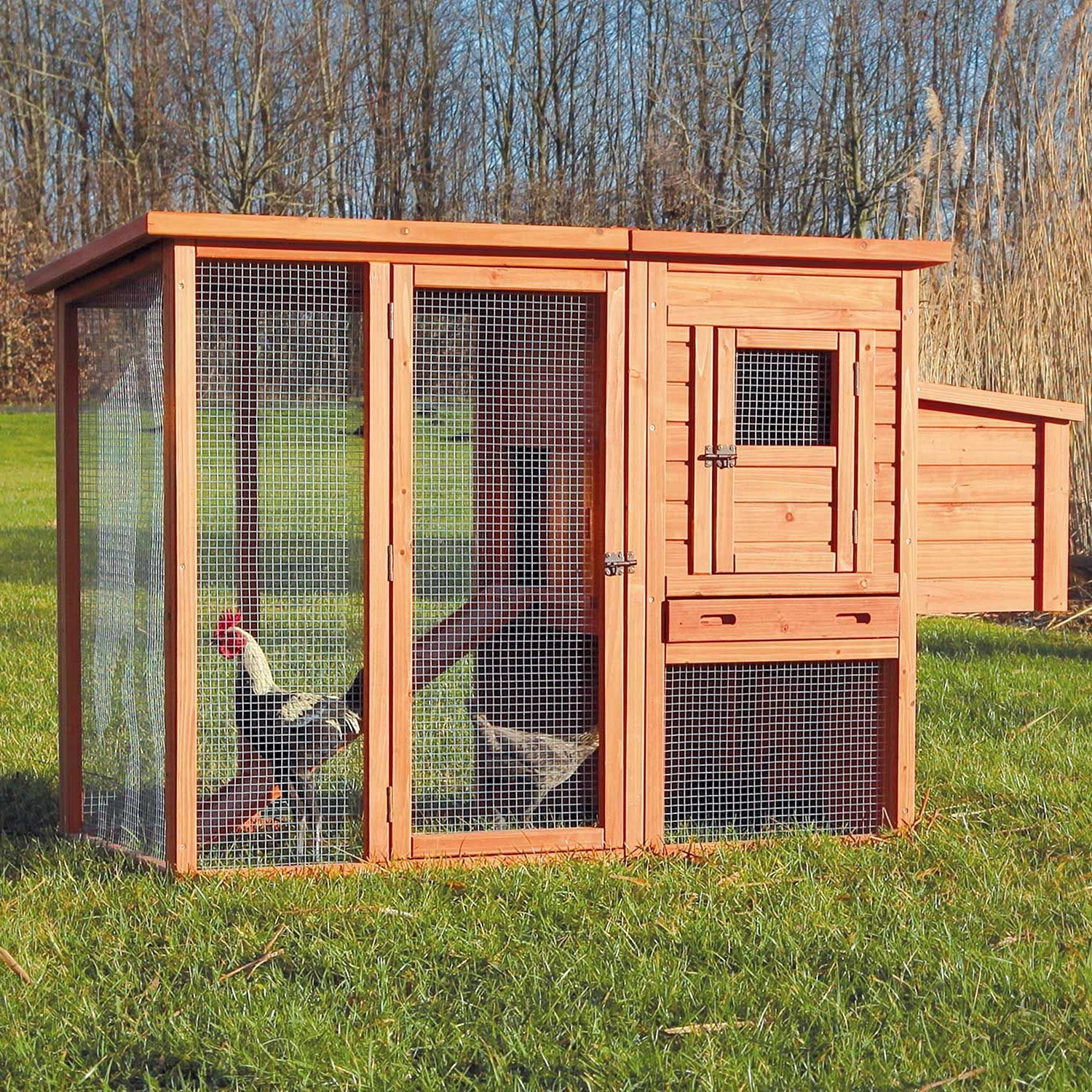 75 Creative And Low Budget DIY Chicken Coop Ideas For Your Backyard