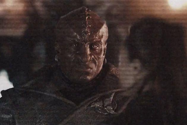 Klingon Weapons Into Darkness