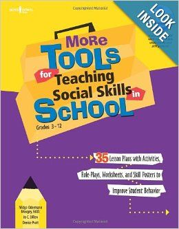 Midge Odermann Mougey - More Tools for Teaching Social Skills in School / Rights sold by Global Book Rights in Japan