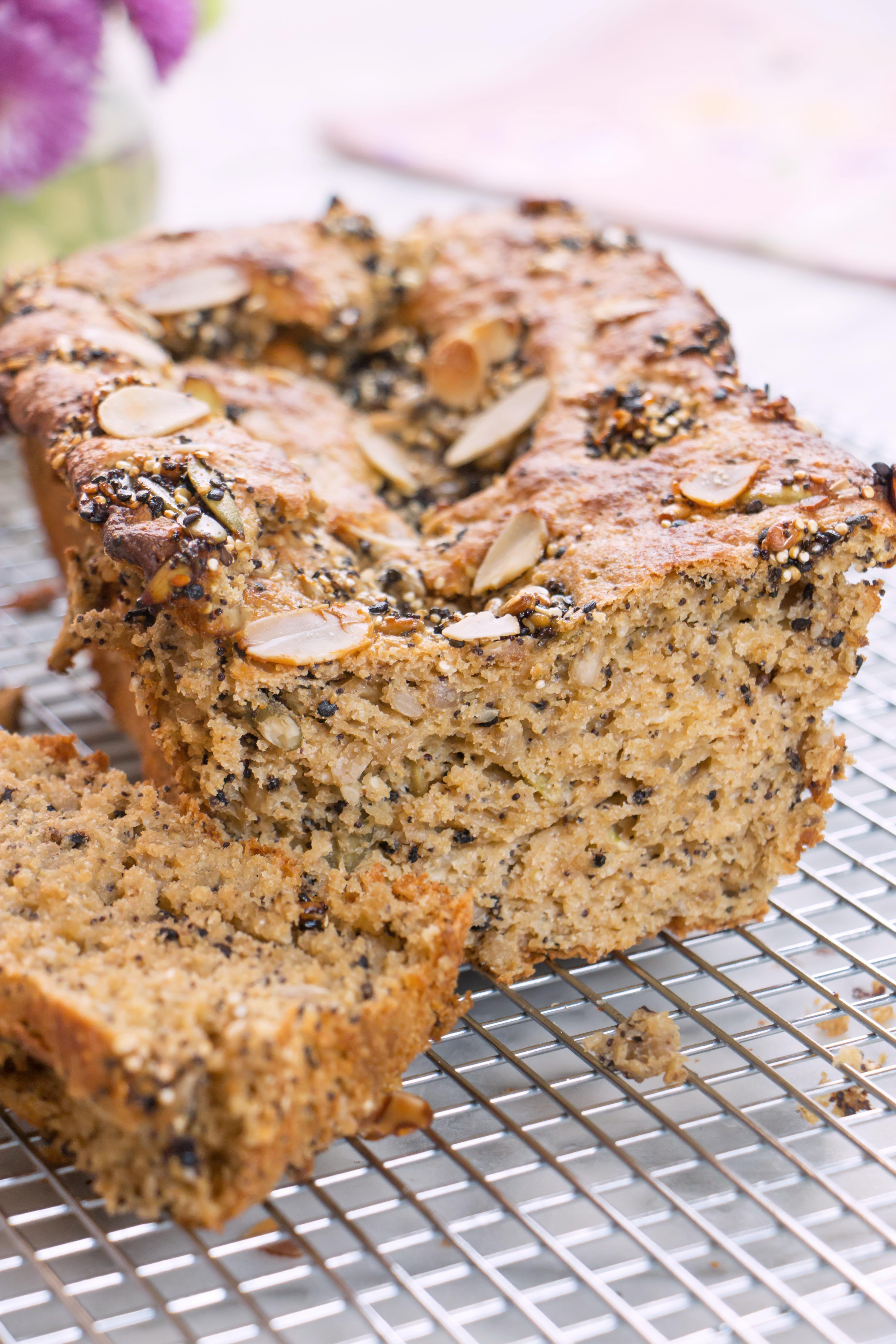 receta para pan integral casero