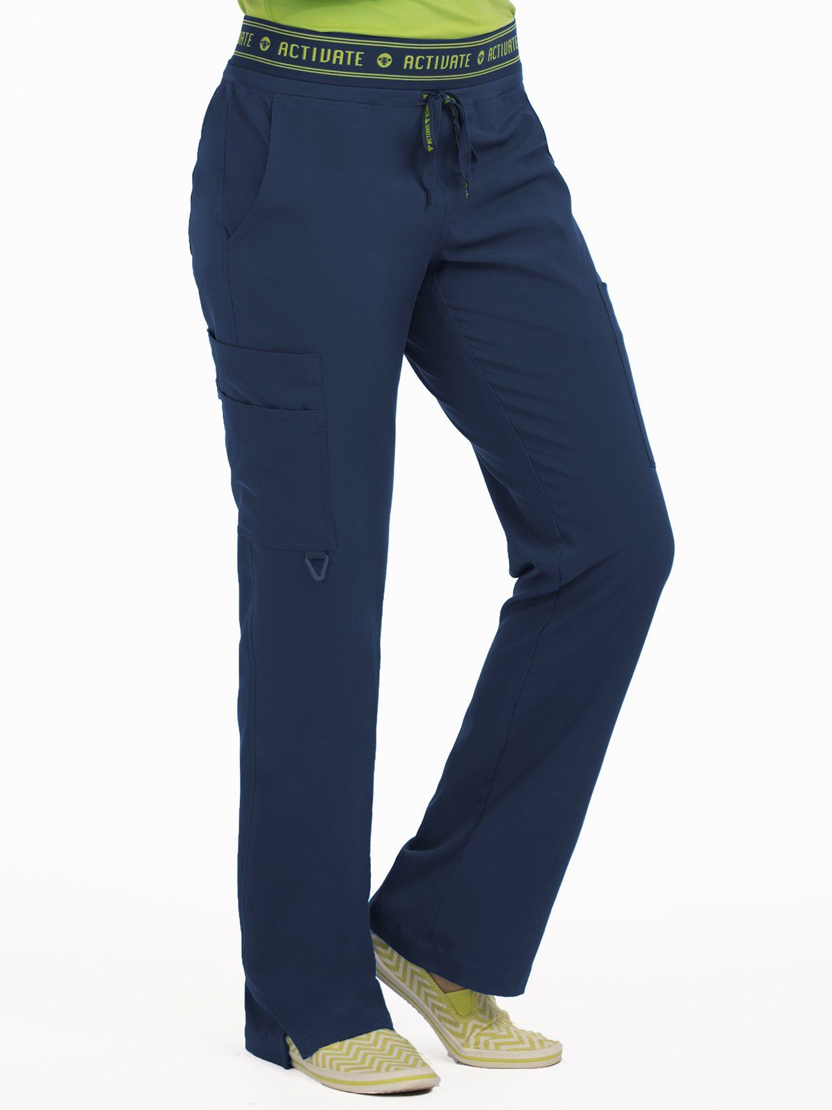 1fe4a632ddb Med Couture Activate Yoga Flow Pant | Scrubs | Med couture scrubs ...