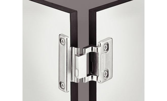 Spec Hinge Hpl 13 Cent Stst Fitted Furniture Stainless Steel Hinges Hafele