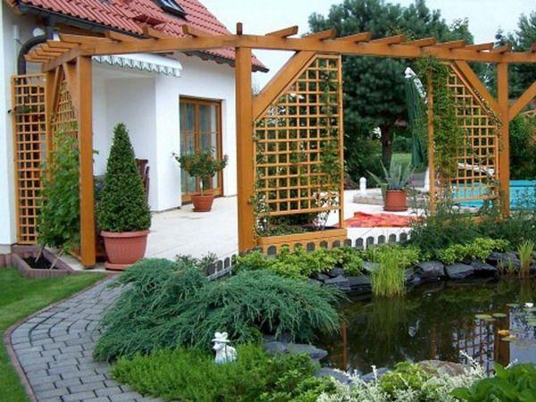 Small Outdoor Garden josaelcom