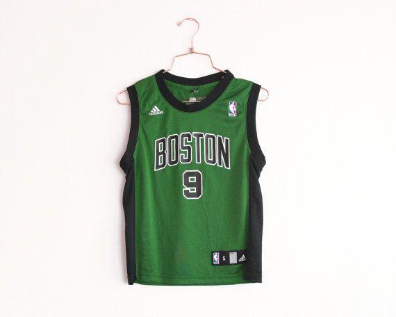 2a01ad72 Boston Celtics jersey/ NBA tank/ Rajon Rondo 9 shirt/ Adidas NBA jersey size  small