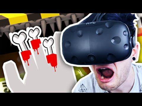 I SHREDDED MY HAND!! Job Simulator YouTube Dantdm
