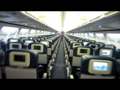 Delta 757 200 Cabin Tour Youtube Lax Lihue Hawaii Cabin
